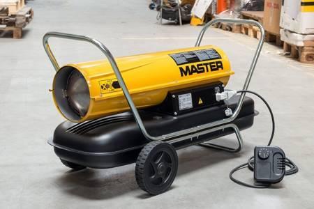 Nagrzewnica olejowa Master B 150 CEG