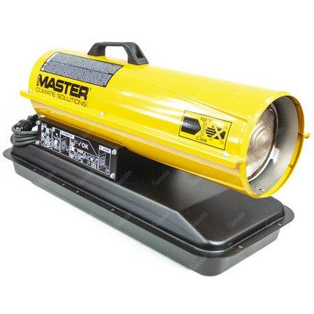 Nagrzewnica olejowa Master B 35 CED + termostat TH5 3-metrowy