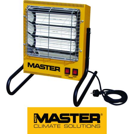 Promiennik elektryczny Master TS 3 A